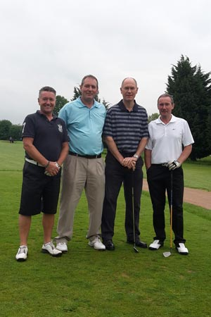 Chiltern Chamber Golf Day 2015
