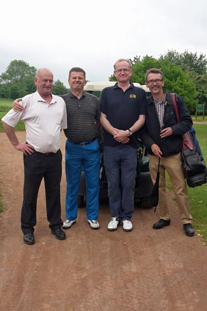 Chiltern Chamber Golf Day 2015 - Garnett Foundation team