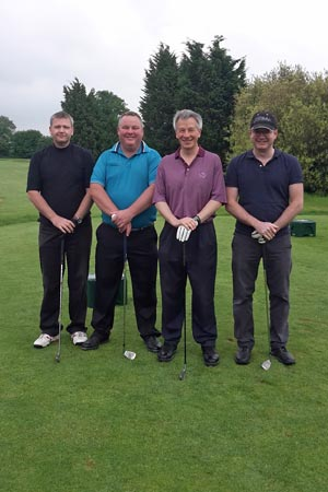 Chiltern Chamber Golf Day 2015 - Neil Dymond team