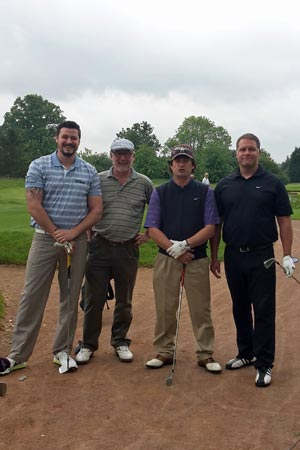 Chiltern Chamber Golf Day 2015 - Richard Birch team