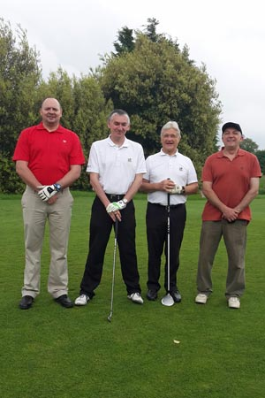 Chiltern Chamber Golf Day 2015 - Treasurer