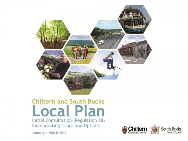 CDC and SBDC Joint Local Plan