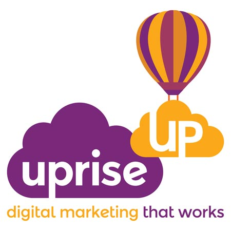logo of UpriseUP, digital marketing consultants in Chesham, Buckinghamshire