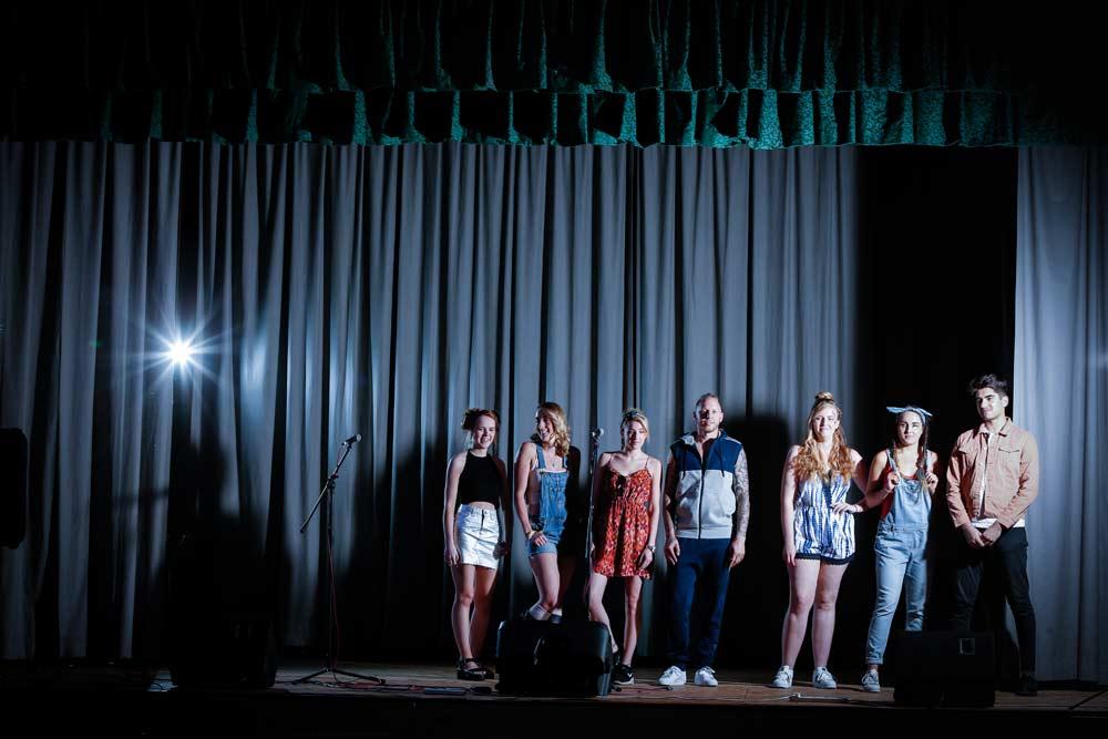 fashion at amershams got talent 2017