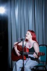 singer natalie green at amershams got talent 2017
