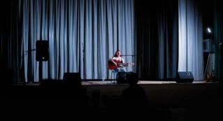 singer natalie green at amershams got talent