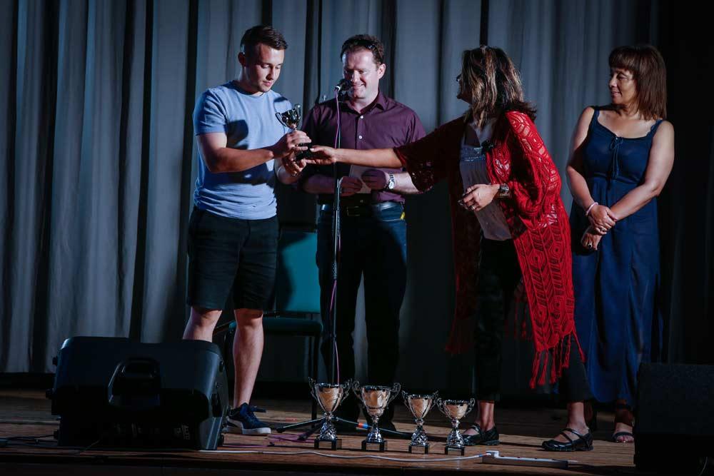 amershams got talent prize giving