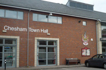chesham town hall