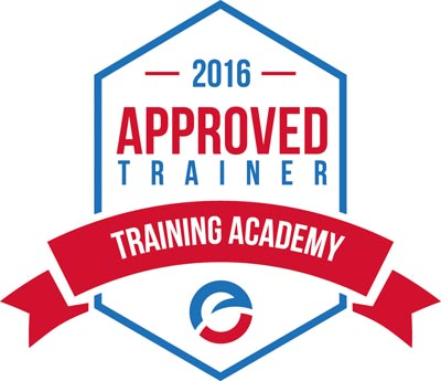 Approved trainer badge